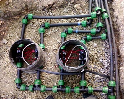 Электромагнитные клапаны в системе автоматического полива