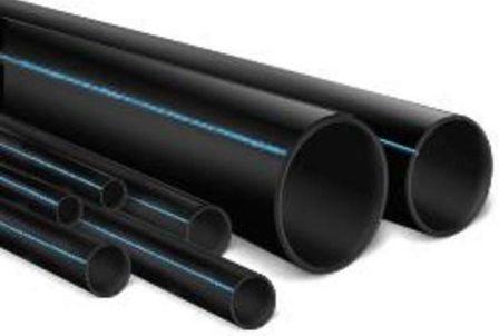 Трубопровод в системе автоматического полива